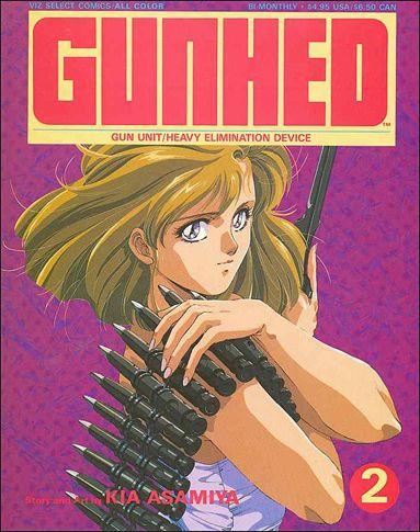 Gunhed 2-A by Viz