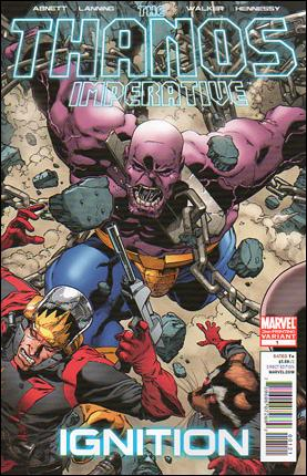 Thanos Imperative: Ignition 1-B by Marvel