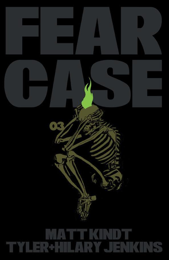 Fear Case 3-A by Dark Horse