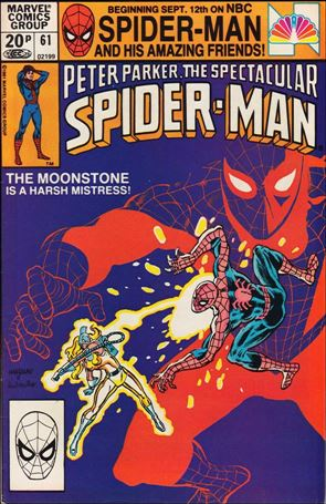 Spectacular Spider-Man (1976) 61-B