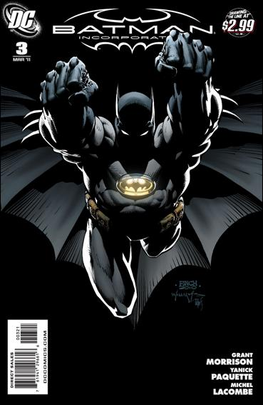 Batman, Inc. 3-B by DC