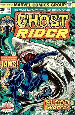 Ghost Rider (1973) 16-A