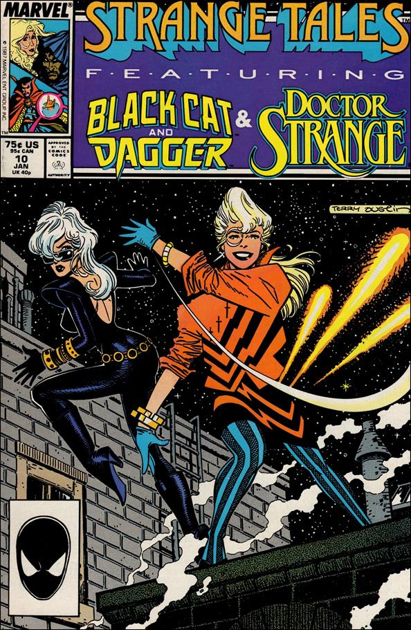 Strange Tales (1987) 10-A by Marvel