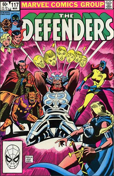 Defenders (1972) 117-A by Marvel