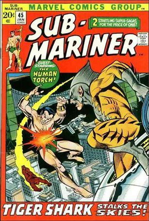 Sub-Mariner (1968) 45-A