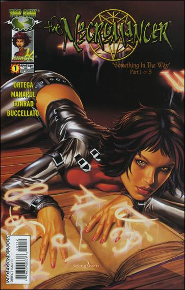 Necromancer (2005) 1-B by Top Cow