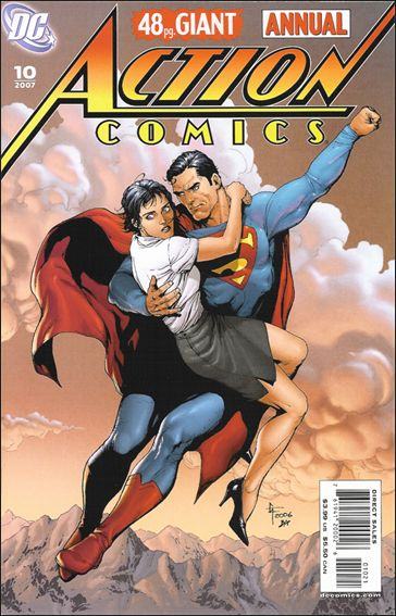 Action Comics Annual (1987) 10-B by DC