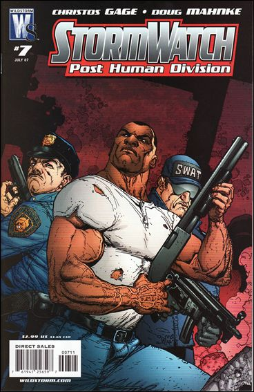 StormWatch: P.H.D. 7-A by WildStorm