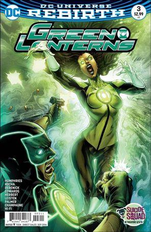 Green Lanterns 3-A