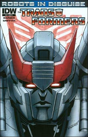 Transformers: Robots in Disguise 14-C by IDW