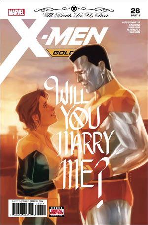 X-Men: Gold 26-A