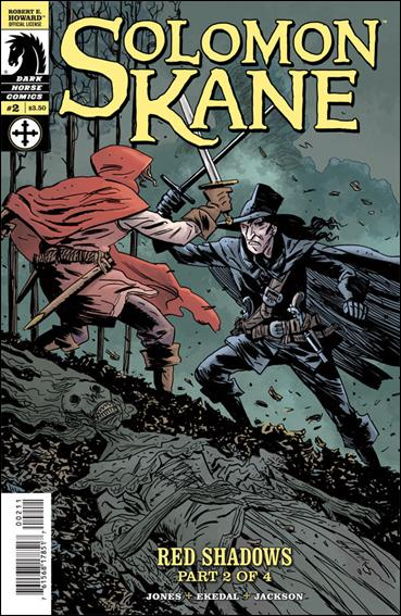 Solomon Kane: Red Shadows 2-A by Dark Horse