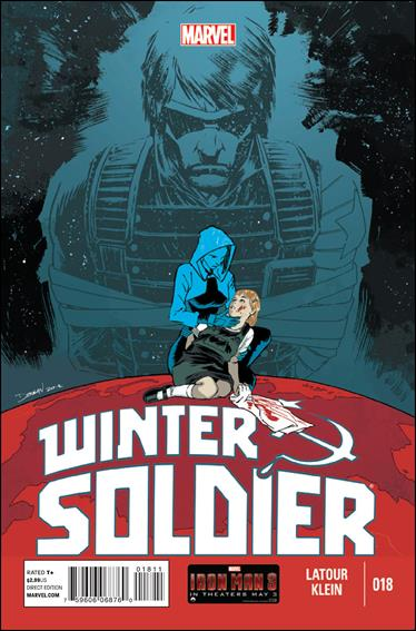 Winter Soldier 18-A by Marvel