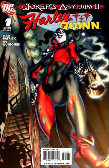 Joker's Asylum II: Harley Quinn 1-A by DC