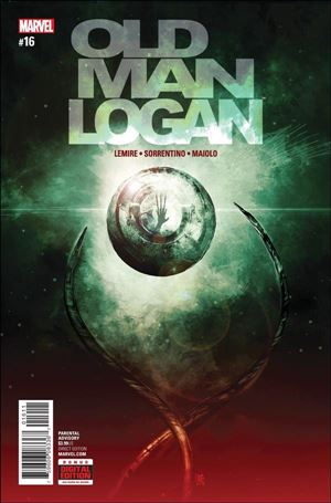 Old Man Logan (2016) 16-A