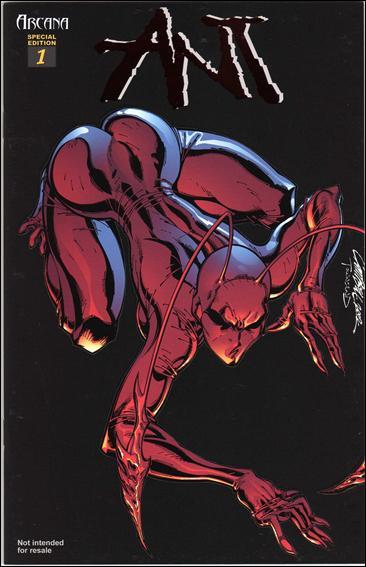 Ant (2004) 1-J by Arcana