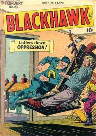 Blackhawk (1944) 23-A