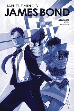James Bond (2019) 6-C