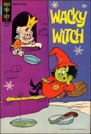 Wacky Witch 5-A