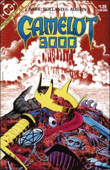 Camelot 3000  12-A by DC