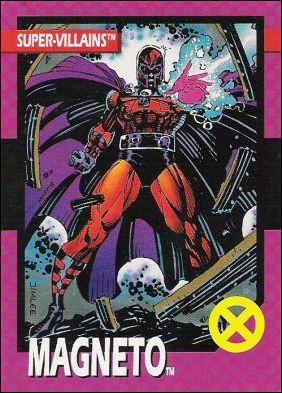 X-Men: Series 1 (Base Set) 41-A by Impel