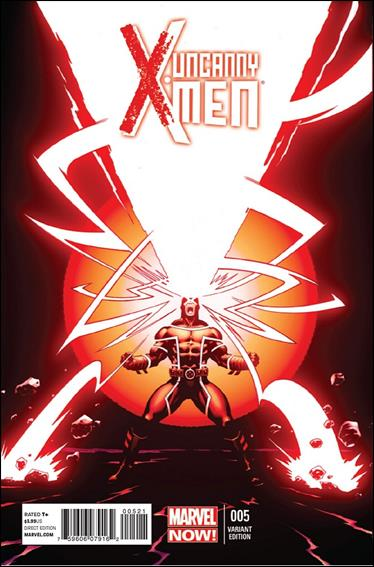 Uncanny X-Men (2013) 5-B by Marvel