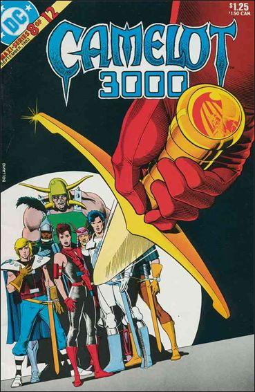 Camelot 3000  8-A by DC