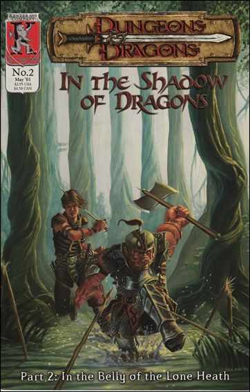 Dungeons and Dragons: In the Shadow of Dragons 2-A by Kenzer and Company