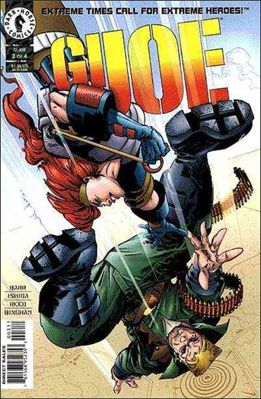 GI Joe (1995) 3-A by Dark Horse
