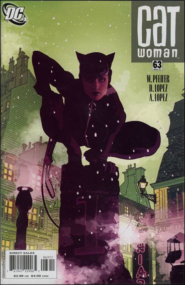 Catwoman (2002) 63-A by DC
