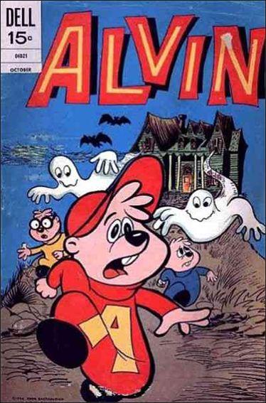 Alvin 26-A by Dell