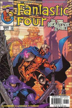 Fantastic Four (1998) 17-A