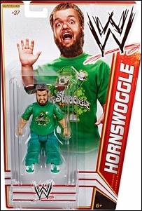 WWE Superstars (2012) Hornswoggle by Mattel