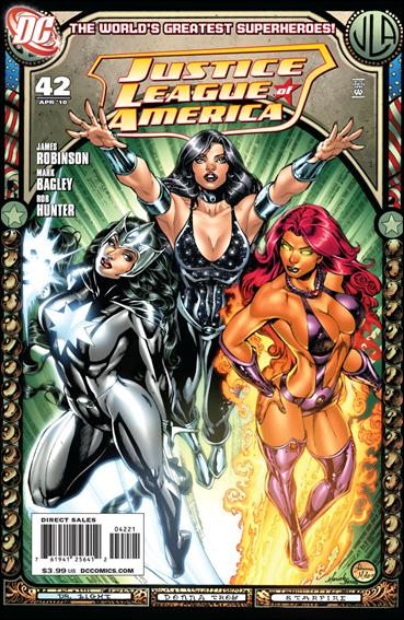 Justice League of America (2006) 42-B by DC