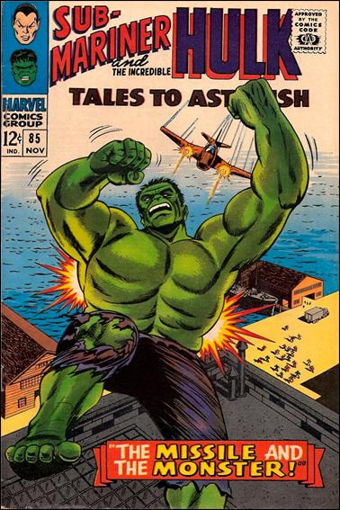 Tales to Astonish (1959) 85-A by Marvel