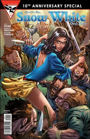 Grimm Fairy Tales Presents: Snow White 10th Anniversary Special 1-A