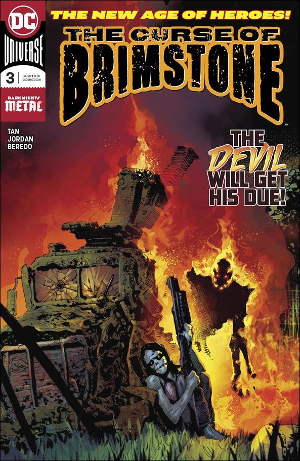 Curse of Brimstone 3-A by DC