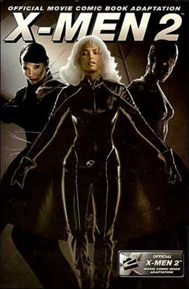 X2: The Movie Adaptation 1-A by Marvel