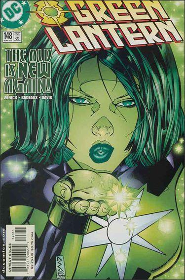 Green Lantern (1990) 148-A by DC