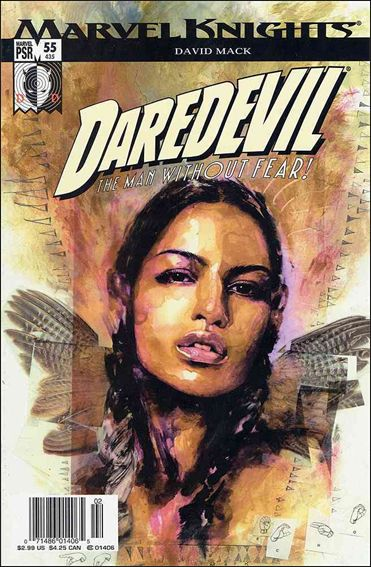 Daredevil (1998) 55-A by Marvel