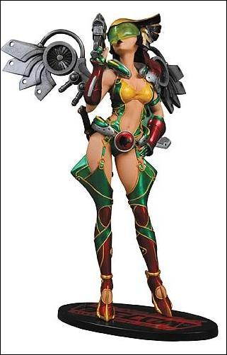 Ame-Comi (Heroine Series) Hawkgirl V2 by DC Collectibles