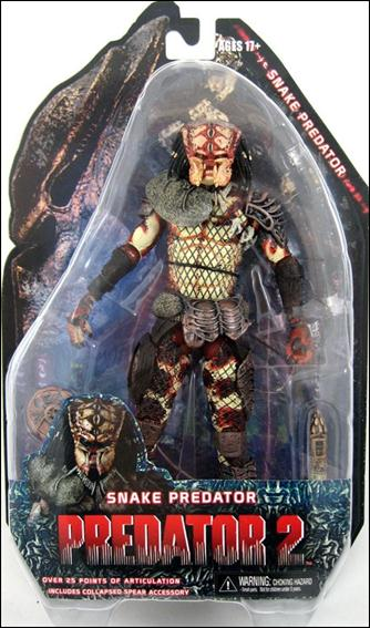 Predator Snake Predator by NECA