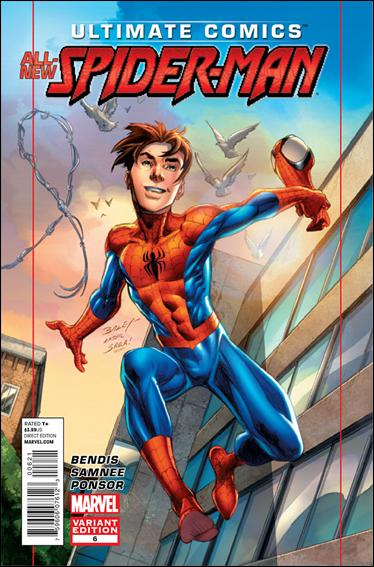 Ultimate Comics Spider-Man 6-C by Marvel