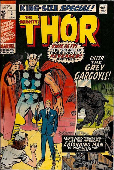 Thor Annual  3-A by Marvel