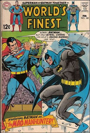 World's Finest Comics 182-A