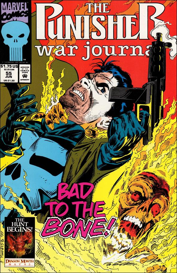 Punisher War Journal (1988) 55-A by Marvel