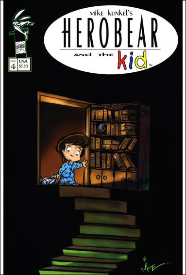 Herobear and the Kid 4-A by Astonish Comics