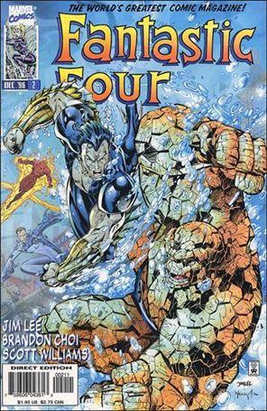 Fantastic Four (1996) 2-A