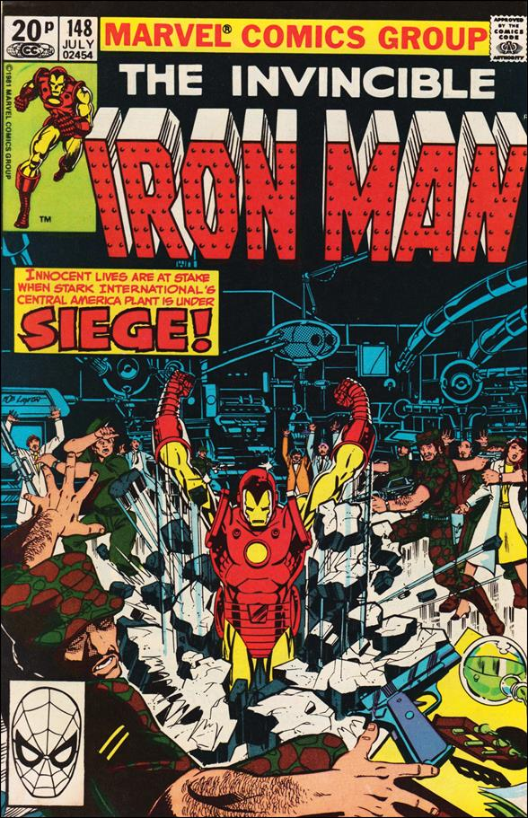Iron Man (1968) 148-B by Marvel