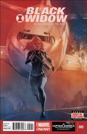 Black Widow (2014) 5-A